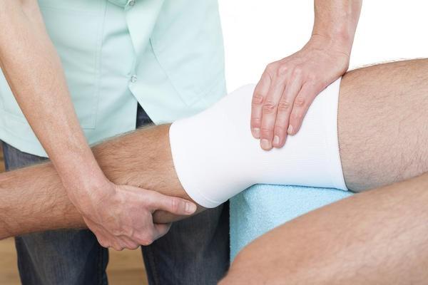 dureri de genunchi după fractură)