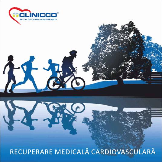 Centru de recuperare cardiovasculara deschis la CLINICCO Brasov