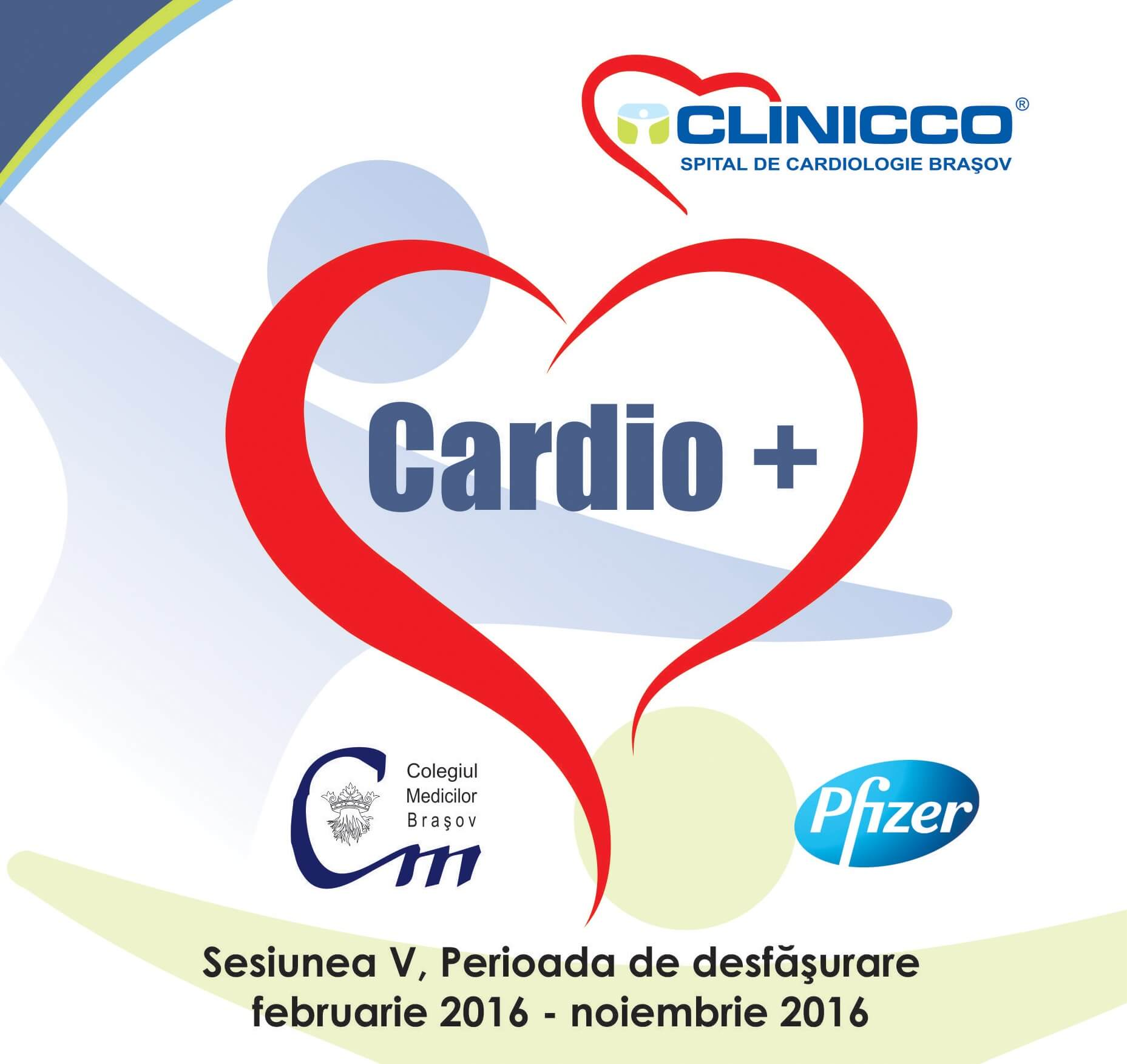 """Ateliere Cardio + Brasov. """"Cardiologie. Cazuri clinice/ Cardiologia şi Diabetologia"""""""
