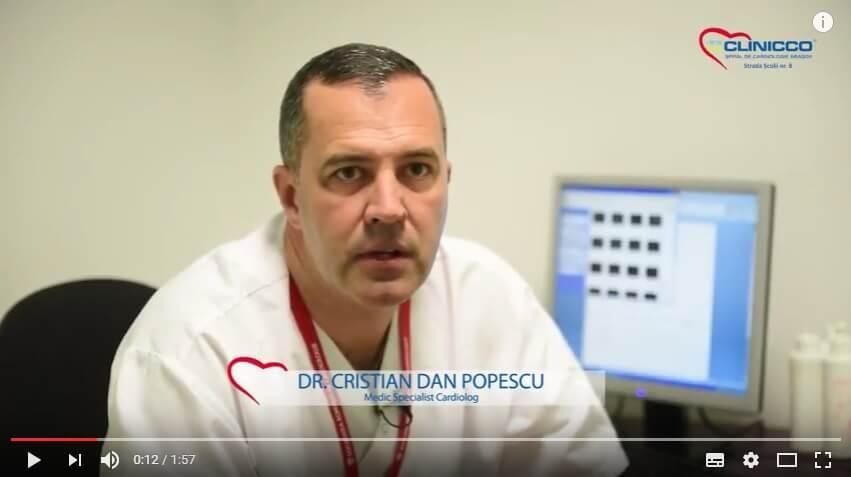 [VIDEO] Despre masurarea ambulatorie a tensiunii arteriale cu dr. Cristian Dan Popescu, Clinicco Brasov