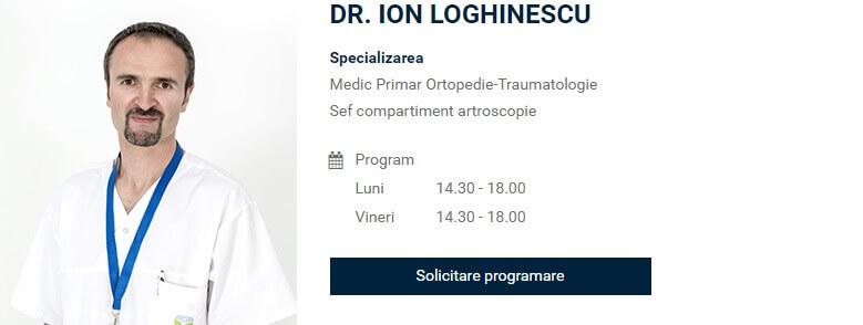 Dr. Loghinescu