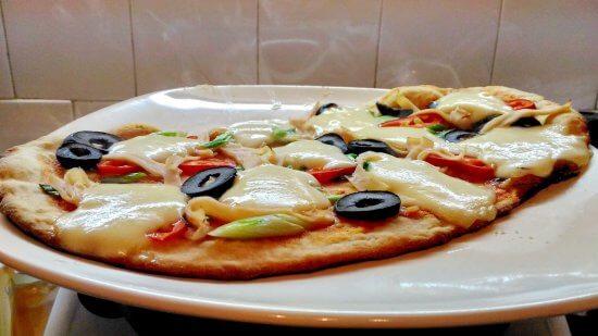Reteta de vineri. Pizza