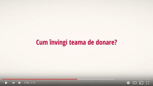 Invitam persoanele din Brasov, si nu numai, sa ne sprijine in demersul nostru de a ajuta pacientii care au nevoie de sange