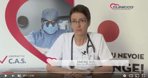 Pregatirea si urmarirea pacientilor pentru procedura de coronarografie
