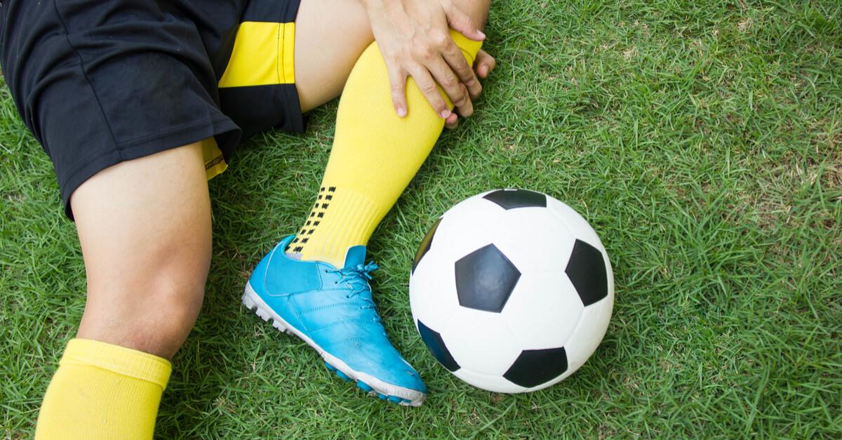 Accidentari si metode de prevenire a acestora in fotbal