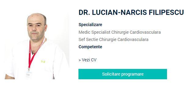 Un interviu fascinant cu dr. Narcis Filipescu, despre pasiunea pentru chirurgia cardiacă