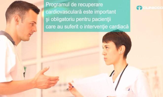 Recuperarea cardiovasculară – Importanta kinetoterapiei si a medicului cardiolog