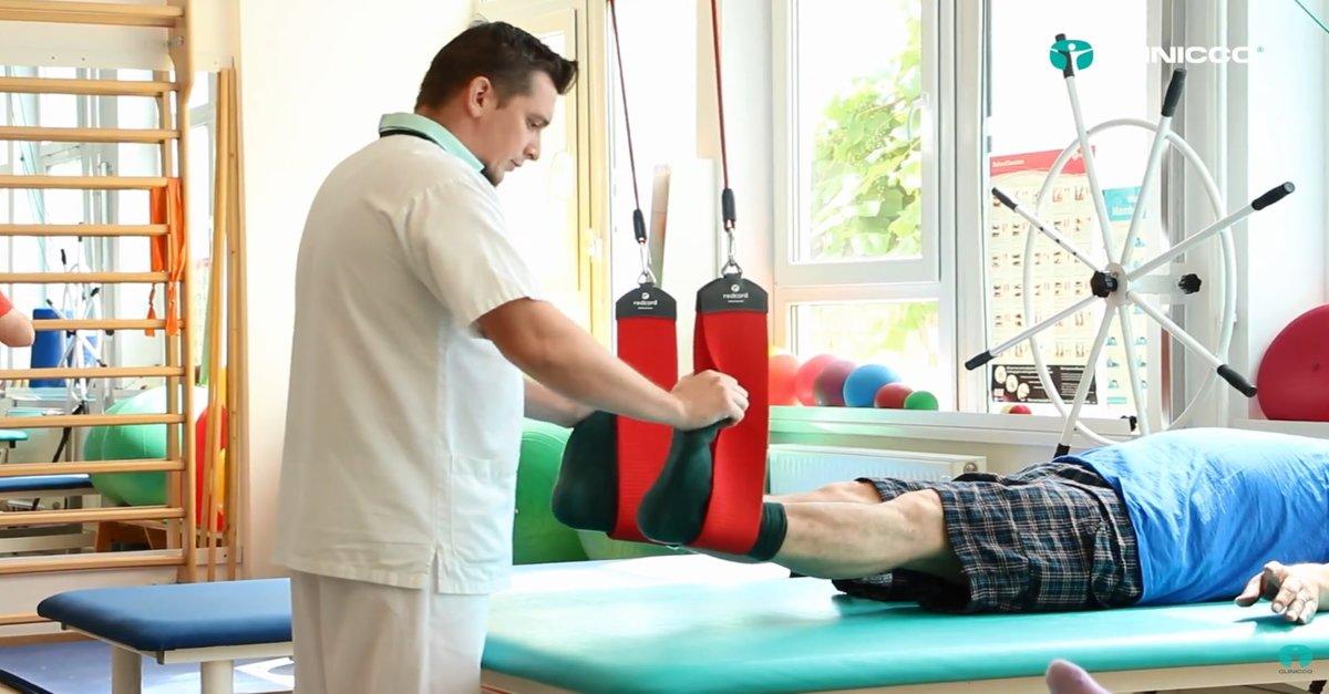 După fiecare intervenție chirurgicală ortopedică este bine să veniți la sala de kinetoterapie