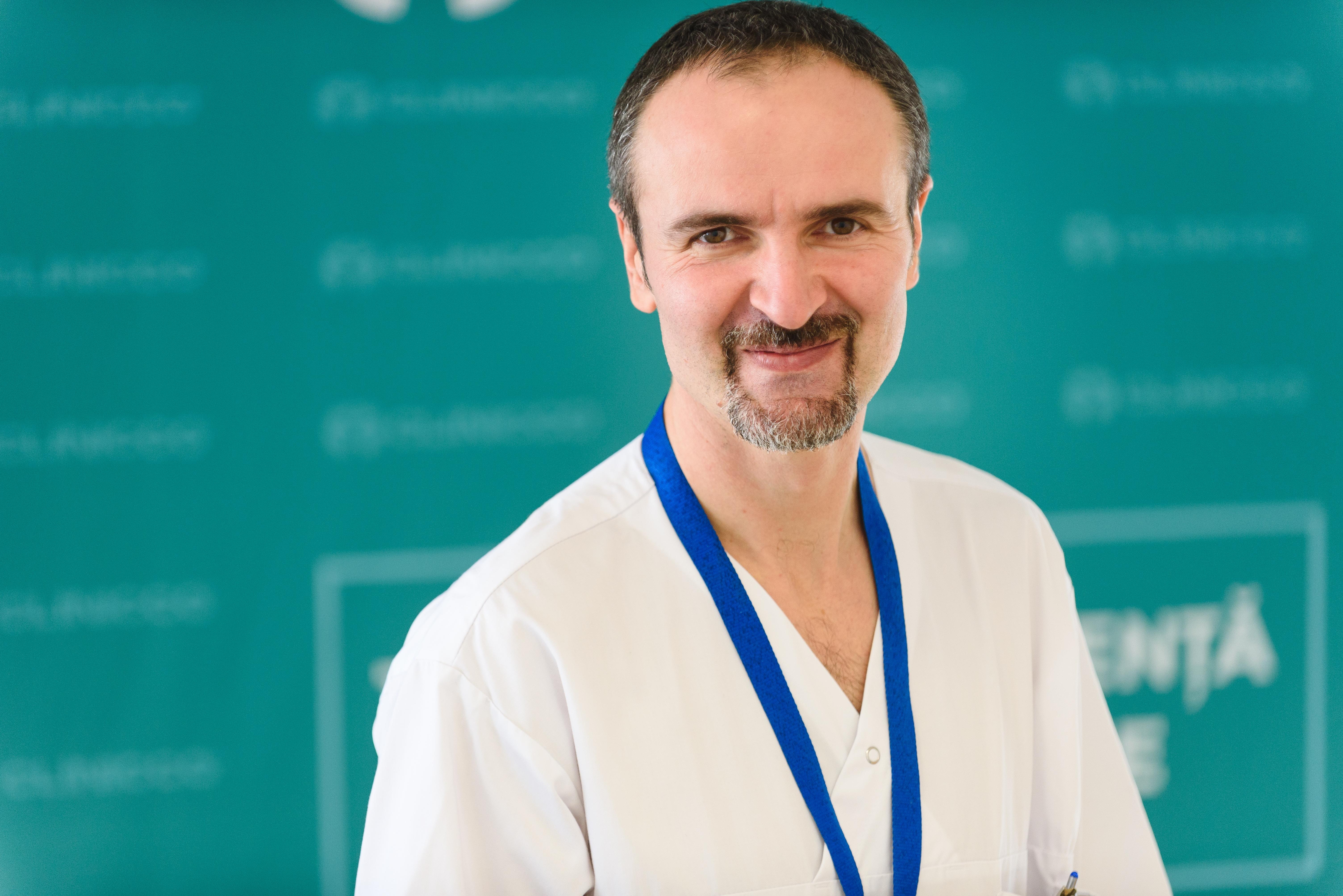 Nu am întâlnit o persoană atât de înțelegătoare ca domnul doctor Loghinescu