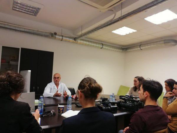 Clinicco rămâne singurul spital din Europa de Est care tratează insuficiența cardiacă cu ajutorul dispozitivului revoluționar MCC
