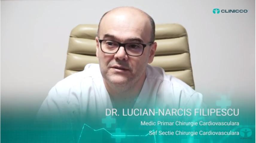 11 ani de excelență în chirurgia cardiovasculară, cu Dr. Lucian Narcis Filipescu, Clinicco Brașov