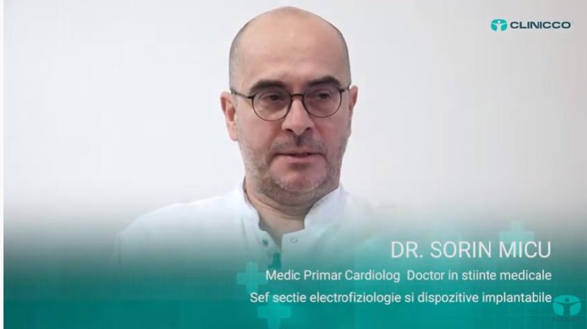 11 ani de excelență în electrofiziologie și dispozitive implantabile, cu Dr Sorin Micu Clinicco Brasov