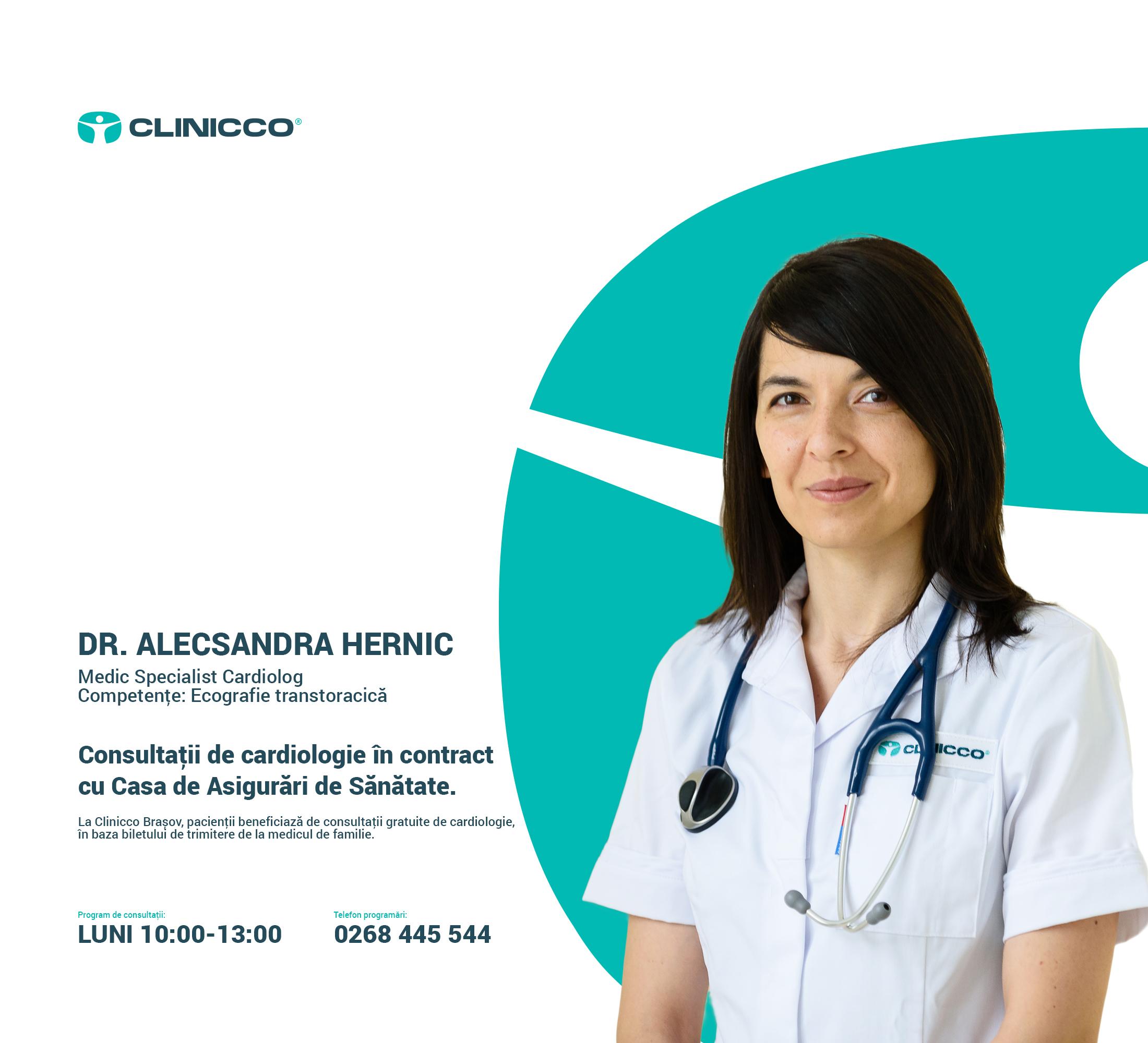 Consultații gratuite de cardiologie cu Casa de Asigurări de Sănătate
